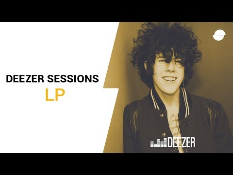 LP - Lost On You - Deezer Session