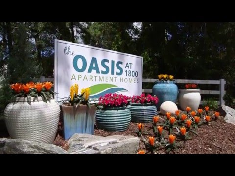 Check out our apartment interiors at Oasis at 1800