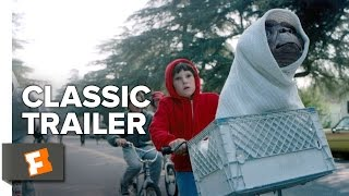 ET The Extra Terrestrial (1982) Official 20th Anniversary Trailer Movie HD Subscribe to CLASSIC TRAILERS: http://bit.ly/1u43jDe ...