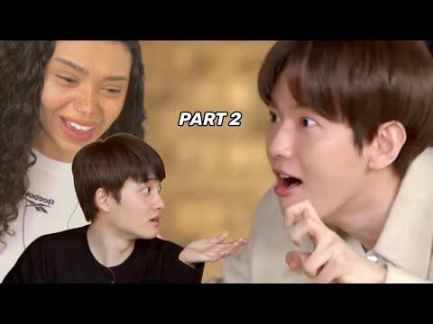 EXO Arcade Season 2 'Episode 5' (PART 2)   REACTION!!