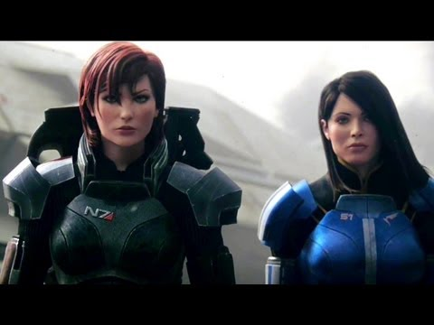 трейлер Mass Effect 3 (CD-Key, Origin, Россия и СНГ)