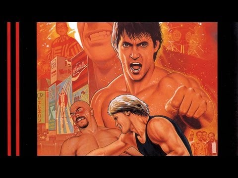 burning fight neo geo review