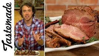 Thanksgiving Pork Butt | The Tastemakers-Frankie Celenza by Tastemade