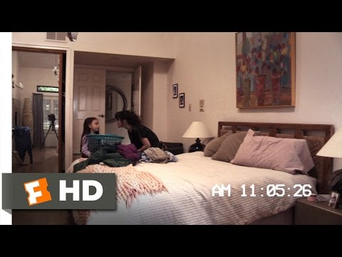 Paranormal Activity 3 (8/10) Movie CLIP - There's No Ghost (2011) HD