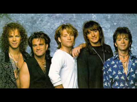 BON JOVI - Without Love (audio)