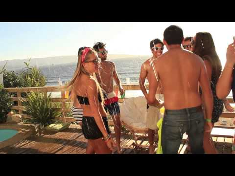 Video Reñaca Beach Hostelsta