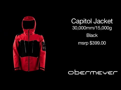Obermeyer Capitol Shell Jacket