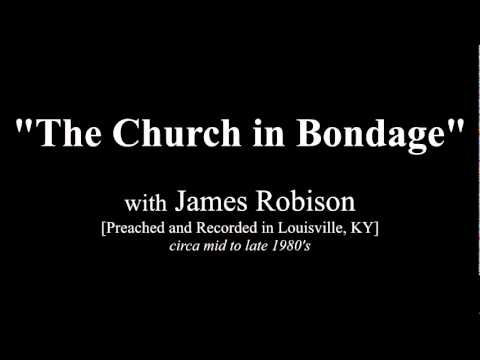 JamesRobison - I found this sermon in a tape series when going through the things that were donated to me after a sister in the Lord went Home to the Celestial City. In the...
