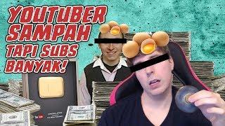 Video 5 Youtuber Yang Videonya Biasa Aja Tapi Banyak Subscriber - #SeputarYoutube 40 MP3, 3GP, MP4, WEBM, AVI, FLV Desember 2018