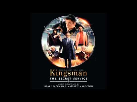 Kingsman: The Secret Service Soundtrack - Finale