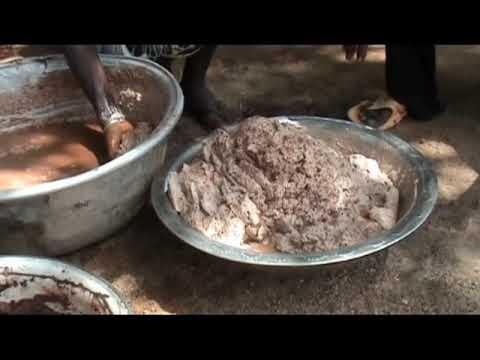 Burro di Karitè - Burkina Faso (Africa) - turismo, documentario, reportage
