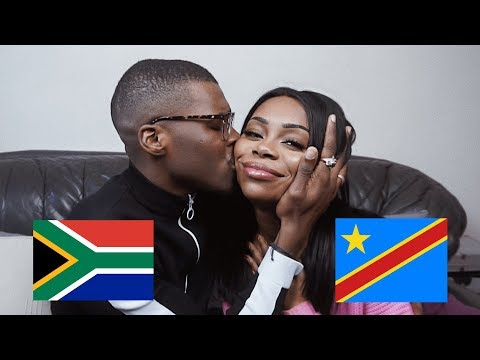 Reaction | South Africa Vs Congo Rap/hip Hop/rnb | Babatunde