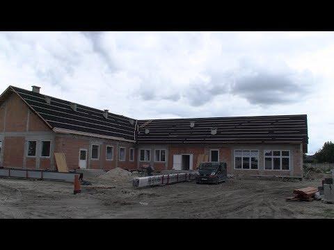 Nowe przedszkole we Włoszczowie rośnie w oczach