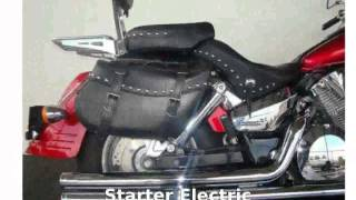 6. 2005 Honda VTX 1300 R Details & Specification