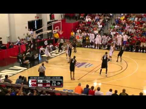 Summer League: Blazers 88 – Rockets 99