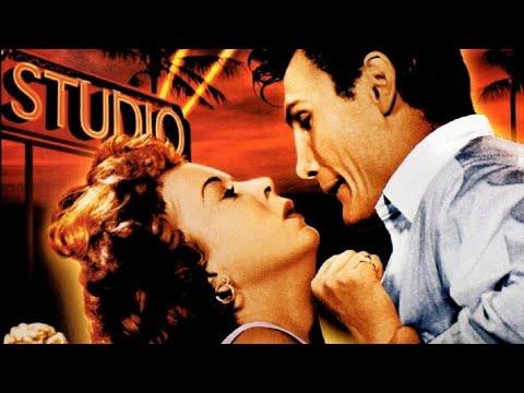 Большой нож (1955, США) Ида Лупино, фильм-нуар, драма, криминал