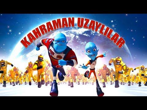 Kahraman Uzaylılar (Escape From Planet Earth) Animasyon Filmi | Full Film İzle