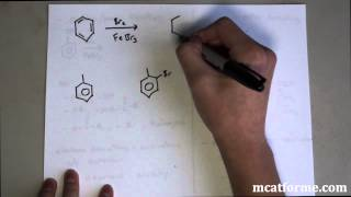 MCAT Ochem Lecture: Aromatic Compounds