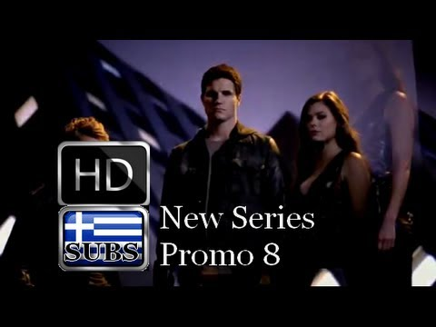 The Tomorrow People Season 1 (Promo 'Beyond Today')