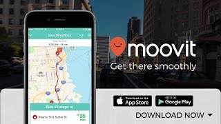 Transit Directions by Moovit YouTube video