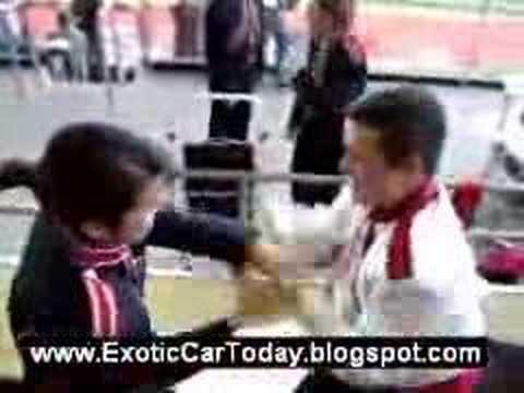 Coolest Handshake