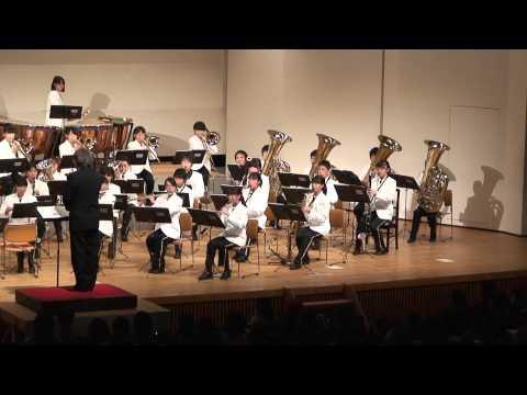 広島市立五日市中学校 Final Concert 2013 第1部 エンターテイメント・マーチ