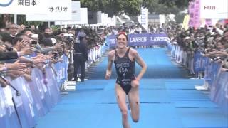 Download Lagu 2015 ITU World Triathlon Series Yokohama  - Elite Women's Highlights Mp3