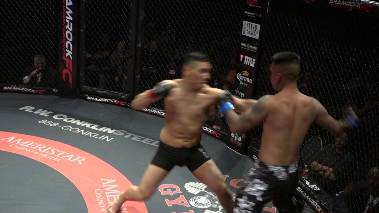 Shamrock FC 285 Double Knockout Highlights