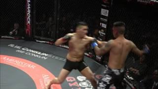 Jednocześnie wyprowadzili potężne prawe proste! Podwójny nokaut w niesamowitej walce MMA!