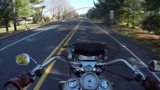 6. 2004 Harley Davidson road King Custom Test Drive :Srkcycles.com