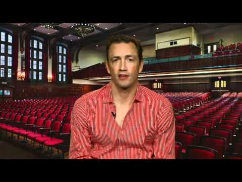 Andrew Shue - Join actor and Columbia High School graduate Andrew Shue in supporting the Achieve Foundation's Take a Seat Campaign, an initiative designed to restore the h...