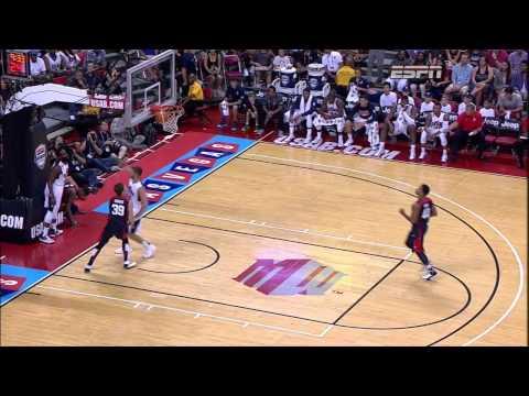 Video Paul George Gruesome Leg Injury in Team USA Basketball Showcase (HD) download in MP3, 3GP, MP4, WEBM, AVI, FLV January 2017