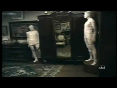 mummia prende vita al colloquio di lavoro!