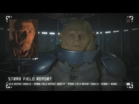 0 Doctor Who: Strax Field Report