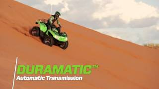 10. Arctic Cat 1000 XT Big Bore
