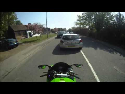 speeding - A man has escaped a jail sentence after he filmed himself riding his motorbike at speeds of 150mph, and posted it on YouTube. Report by Emma Clark. Like us o...