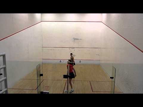 Part 2 of 2 2011 Canadian Squash Masters' Team Championships - Women's match