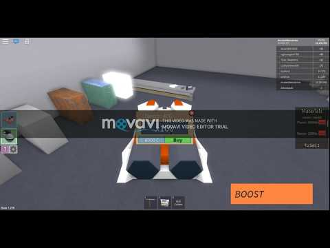 Roblox Space Mining Tycoon: Destroying and Rebuilding (V. 1.236)