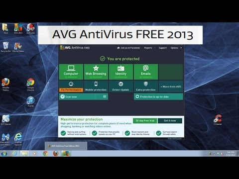 Protection - See how to install AVG 2014 Virus protection for FREE. Get outstanding basic protection for internet surfing and emailing. Get the Facebook virus protection ...