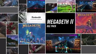 """Learn to play 5 thrash metal hits by legendary metal pioneers Megadeth! """"Holy Wars… The Punishment Due,"""" """"Peace Sells,"""" """"Tornado Of Souls,"""" """"Trust,"""" and """"A T..."""