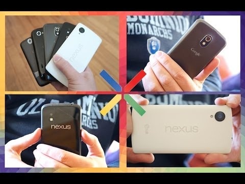 nexus - A lot has changed over the last four years of Google Nexus products. According to some, the future of the brand looks uncertain - so join us for a look into ...