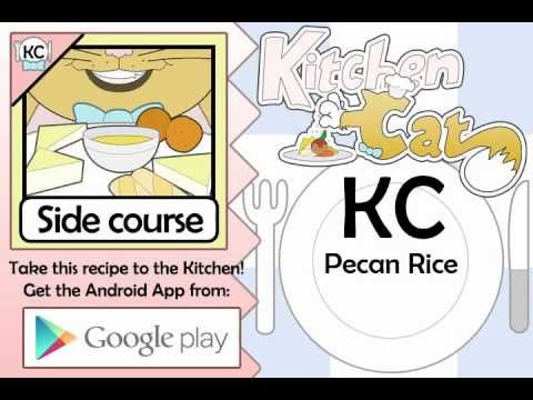 Video of KC Pecan Rice