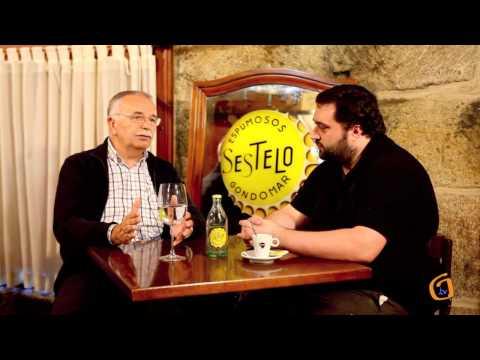 Entrevistamos a Ramón Sestelo.