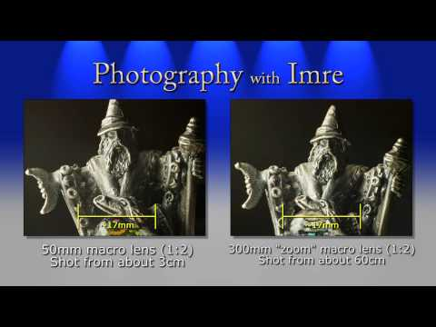 Macro Photography, Part 1 – Photography with Imre – Episode 29