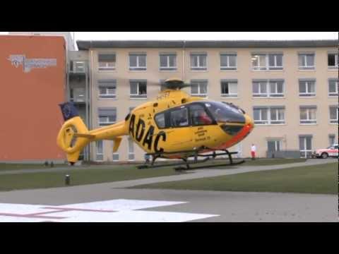 Korbach: Mädchen (1) in Kinderklinik geflogen