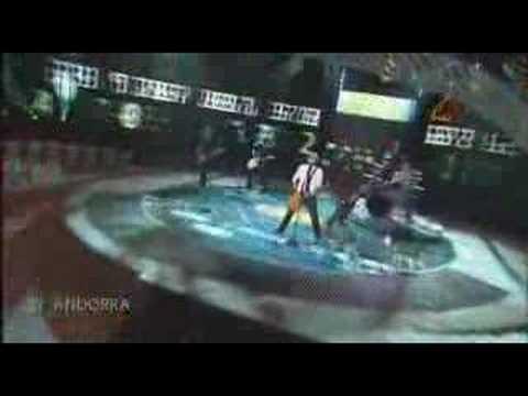 Andorra 2007: Anonymous | Salvem El Món