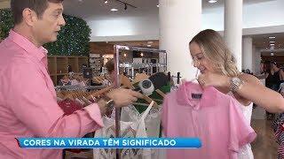 Escolha da roupa para a virada do ano é tradição entre os brasileiros