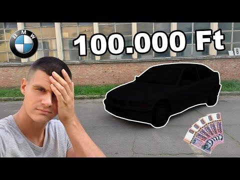 BMW-t vettem 100.000 Ft-ért 💰- Ilyet NE csinálj!🤬
