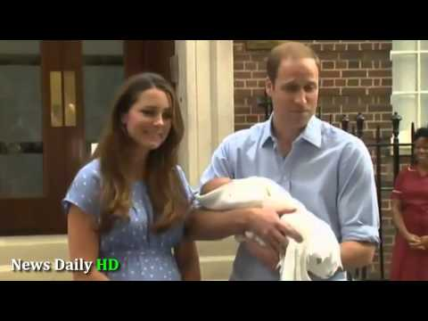 Royal Baby is Another Boy, Surprise    Test Tube    Royal Baby George Alexander Louis