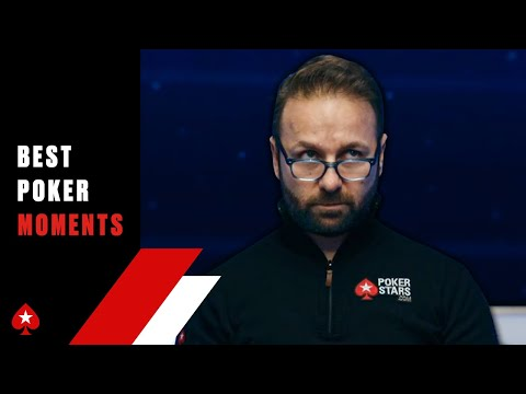 How to BLUFF like Daniel Negreanu ♠️ Best Poker Moments ♠️ PokerStars